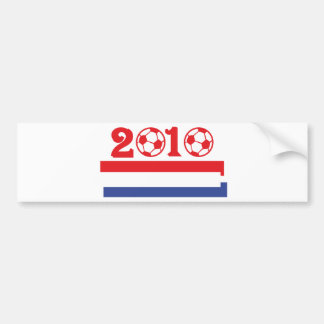Holland soccer 2010 bumper stickers