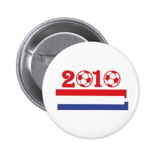 Holland soccer 2010 pins