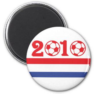 Holland soccer 2010 refrigerator magnet