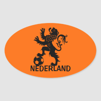 Holland Sticker