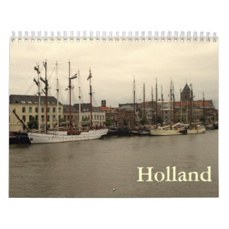 Holland Wall Calendars
