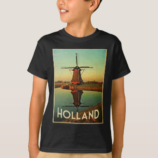 Holland Windmill T-Shirt