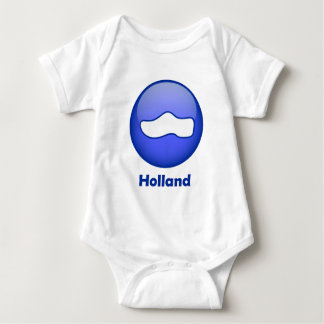 Holland Wooden Shoe T Shirts