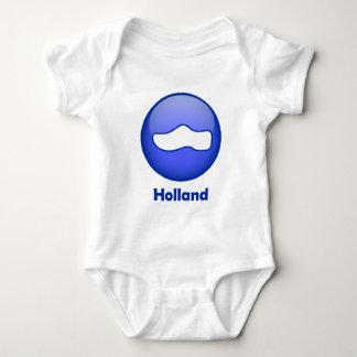Holland Wooden Shoe T Shirts