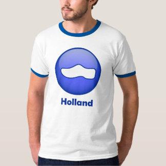 Holland Wooden Shoe Tee Shirt