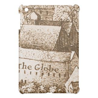 Hollar s Globe Theatre Engraving iPad Mini Cases