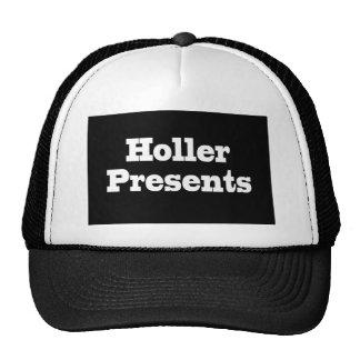 Holler Presents Official Logo Cap