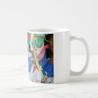 Holli hoop girls coffee cup