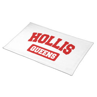 Hollis, Queens, NYC Placemat
