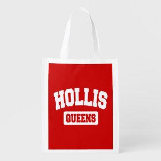 Hollis, Queens, NYC Reusable Grocery Bags