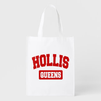 Hollis, Queens, NYC Grocery Bags