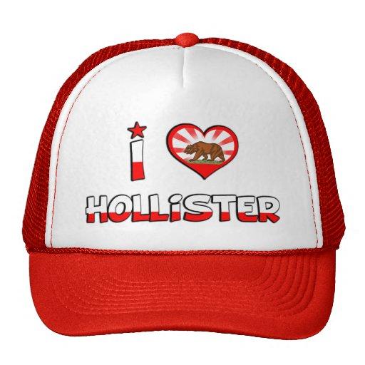Hollister, CA Hat