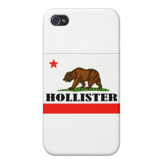 Hollister,Ca -- Products. iPhone 4 Cover