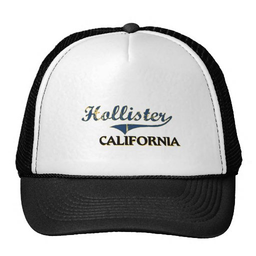 Hollister California City Classic Hats