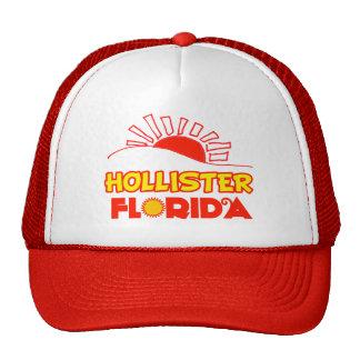 Hollister, Florida Trucker Hat
