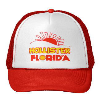 Hollister Florida Mesh Hat