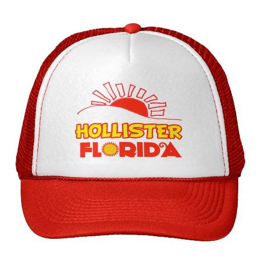 Hollister, Florida Mesh Hat