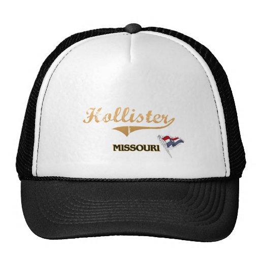 Hollister Missouri City Classic Trucker Hats