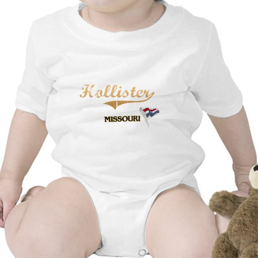 Hollister Missouri City Classic T Shirts