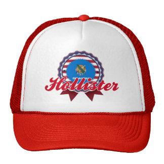 Hollister, OK Cap