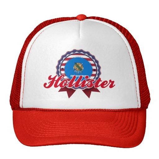 Hollister, OK Hat