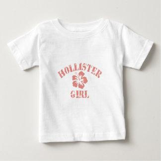 Hollister Pink Girl Tshirt
