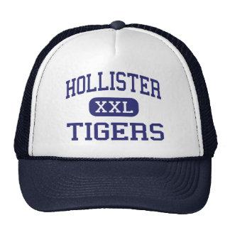 Hollister - Tigers - High - Hollister Missouri Cap
