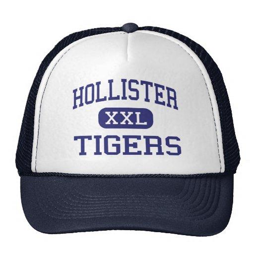 Hollister - Tigers - High - Hollister Missouri Mesh Hat