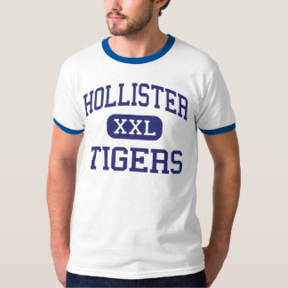 Hollister - Tigers - High - Hollister Missouri T-shirts