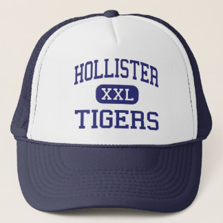 Hollister - Tigers - High - Hollister Missouri Trucker Hat