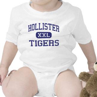 Hollister - Tigers - High - Hollister Missouri Romper