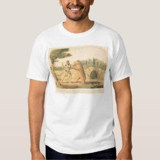Hollister's Bear Encounter (0547A) T Shirts