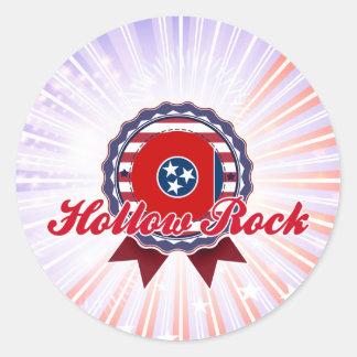 Hollow Rock, TN Stickers