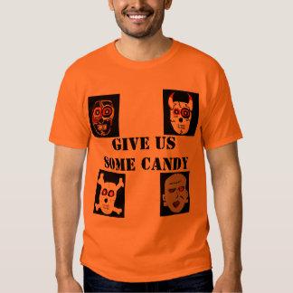 holloween (2), DEVILS COUSIN (2), Bones (3), fr... Tshirt