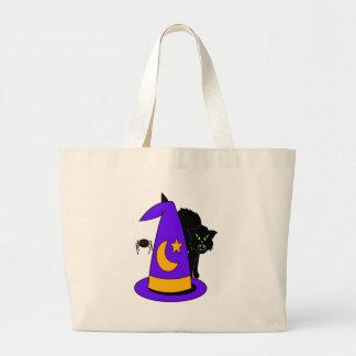 holloween canvas bags