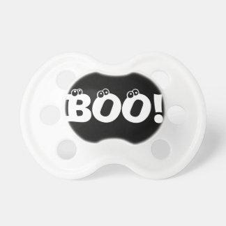 """holloween """" boo! """" pacifier"""