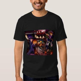 Holloween In Chine Art Men's Basic Dark T-Shirt