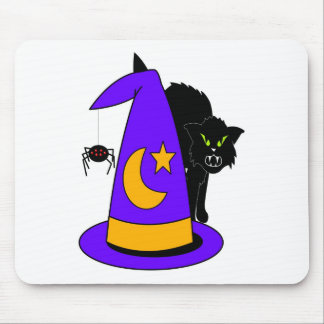 holloween mouse pad