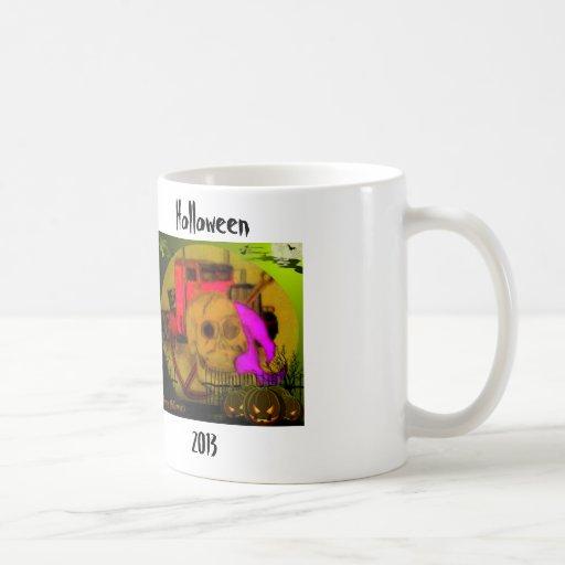 Holloween mug..