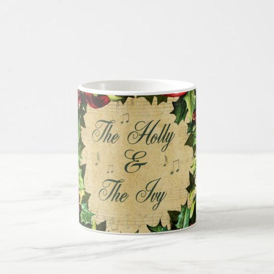 Holly and the Ivy Coffee Mug