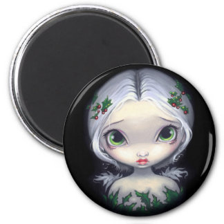 """Holly Angel"" Magnet"