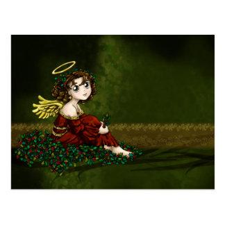 Holly Angel Postcard