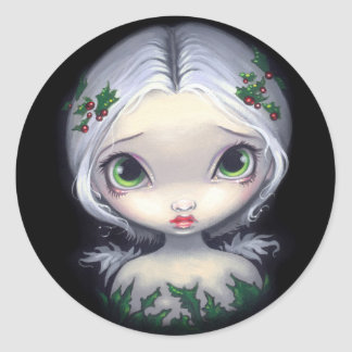 """Holly Angel"" Sticker"