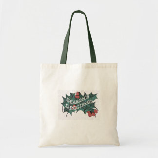 Holly Canvas Bags