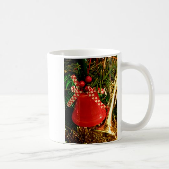Holly Bell Coffee Mug