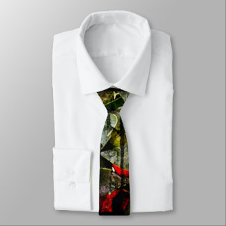 Holly Berry Necktie 1