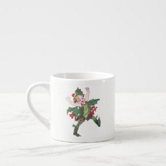 Holly Fairy Espresso Cup