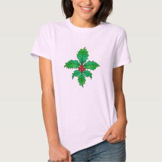 Holly Fleur de lis t-shirt