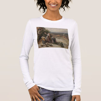Holly Gatherers (w/c and bodycolour) Long Sleeve T-Shirt