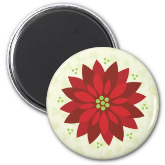 Holly Holiday magnet